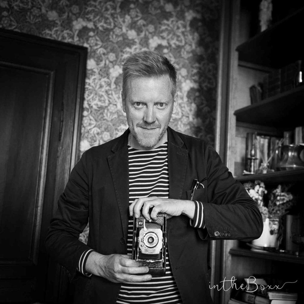 Photographe corporate portrait professionnel