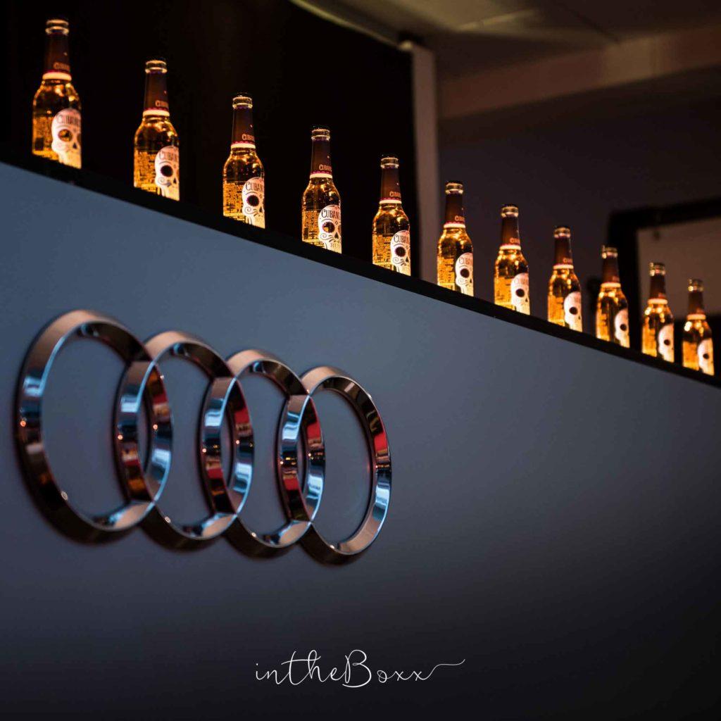 Photographie événements professionnel Audi